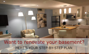 markham basement renovation