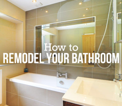 small bathroom renovations toronto